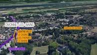Nouveau quartier de 8 hectares à Divonne