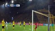 Le 2-1 de Varane à Dortmund