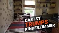 Wer will in Trumps Kinderzimmer schlafen?