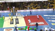 Volley: un point interminable
