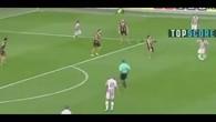 Le 1-0 de Shaqiri à Hull