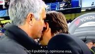 L'échange entre Mourinho et Conte