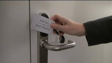 Les patients du CHUV ont leur hôtel trois étoiles