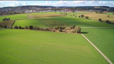 Über den Dächern von Winterthur