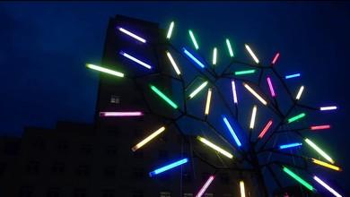 Des artistes colorent Lausanne de mille feux