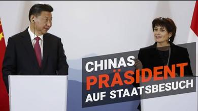 Die kleine Schweiz und das grosse China