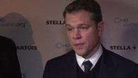 Matt Damon am WEF