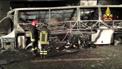 16 Tote bei Busunfall in Italien