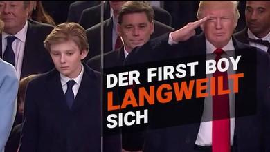 Trump-Sohn hat keine Lust