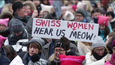 Genève: 2500 personnes défilent contre Trump