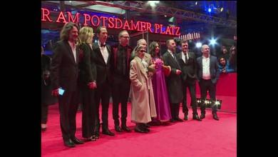 Tapis rouge d'ouverture pour la 67ème édition de la Berlinale