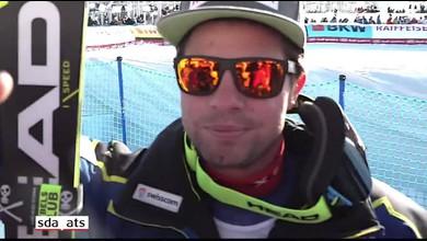 Beat Feuz, champion du monde de descente