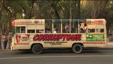 Korruptions-Schauplätze als Touristen-Magnete