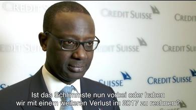 Credit Suisse baut 5500 Stellen ab