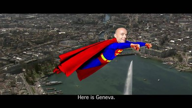 «Mister Donald, un message de Genève pour vous...»