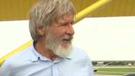 Harrison Ford baut beinahe Flugunfall