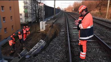 Trafic perturbé entre Lausanne et Vevey
