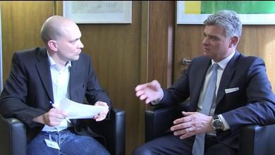 CEO der AXA Winterthur im Interview