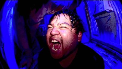 Gruselige Geisterbahn für Horror-Fans