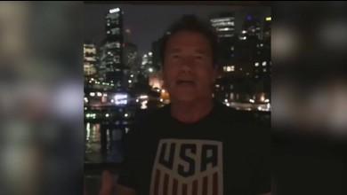 Terminator gegen Trump