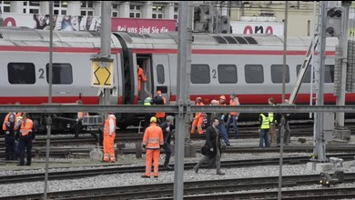 SBB-Zug evakuiert