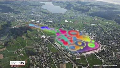 Diskussion um Landesausstellung auf dem Flugplatz Dübendorf beginnt
