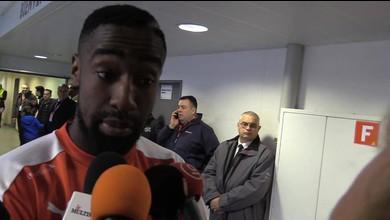Johan Djourou à l'interview