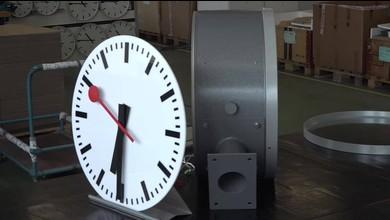 SBB-Uhren stellen auf Sommerzeit