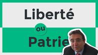 Liberté ou patrie? Pascal Broulis