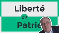 Liberté ou patrie? Pierre-Yves Maillard