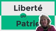 Liberté ou patrie? Jacqueline de Quattro