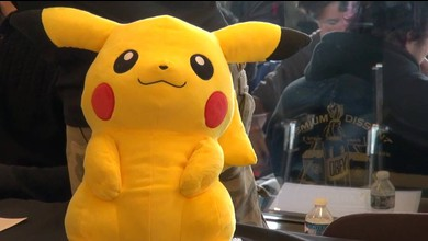 A la rencontre des papas de Pokémon