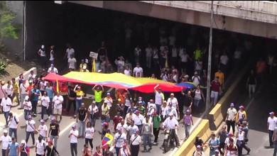 Erneute Proteste in Venezuela