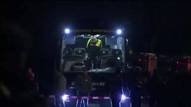 Tatverdächtiger nach Anschlag auf BVB-Mannschaftsbus gefasst