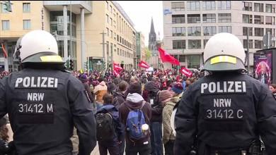50'000 Demonstranten gegen AfD
