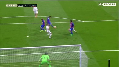 Le fantastique 3-2 de Messi contre le Real
