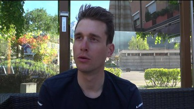 Interview de Sébastien Reichenbach