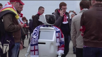 Er soll besorgte englische Fans beruhigen