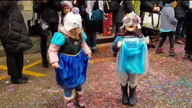 Kinderfasnacht in Bern