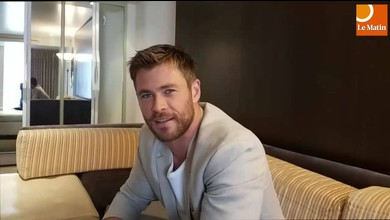 Interview de Chris Hemsworth