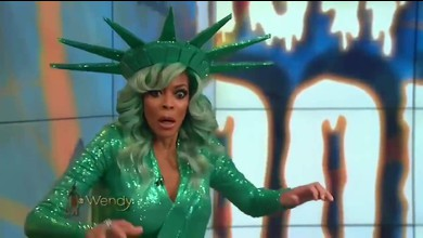 Wendy Williams fait un malaise en direct