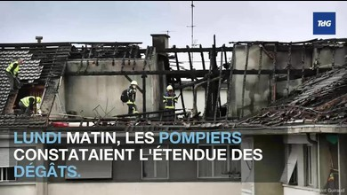 Incendie de la Servette: plus de 80 appartements inhabitables
