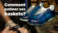 Comment patiner ses baskets?