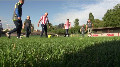 Initiation au walking football