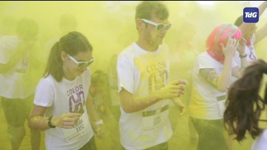 Color Run Carouge 2019