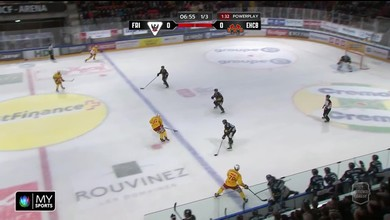 Fribourg - Bienne 1-4