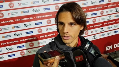 Yann Sommer à l'interview