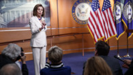 Nancy Pelosi massregelt Journalist