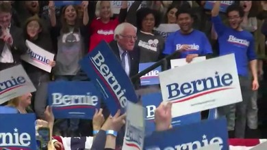 Bernie Sanders gewinnt in New Hampshire