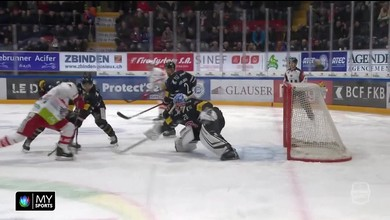 Fribourg - Rapperswil 5-3